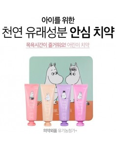 [VT] Moomin Edition : think your teeth child  - 4 Toothpaste (Limited edition)