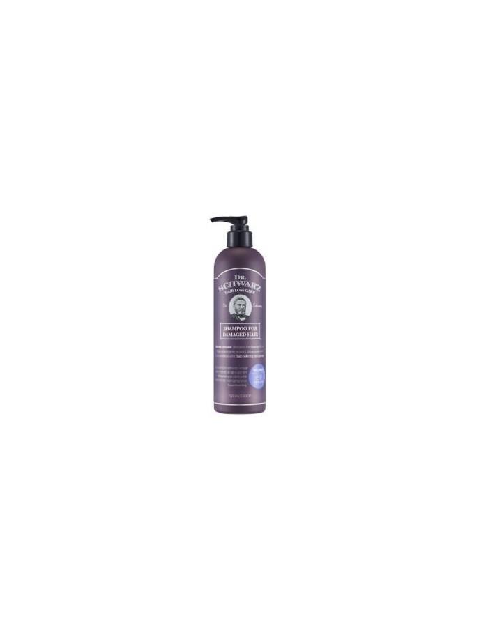 [Thefaceshop] Dr.Schwarz Shampoo For Damaged Hair 380ml