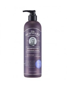 [Thefaceshop] Dr.Schwarz Shampoo For Thinning Hair 380ml