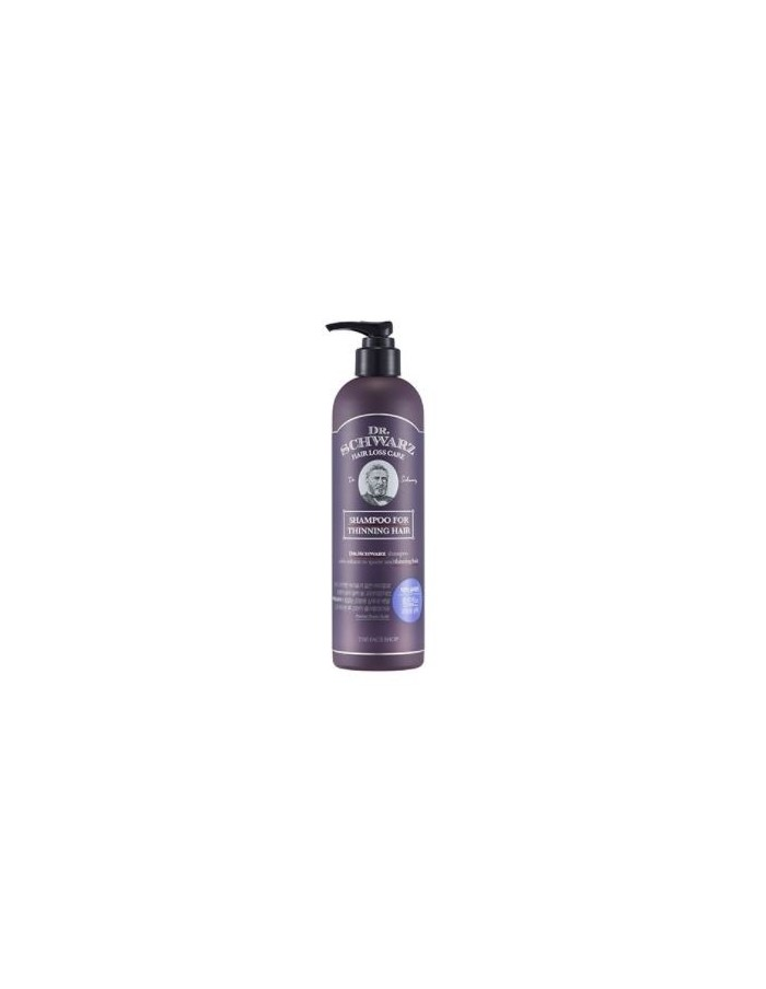[Thefaceshop] Dr.Schwarz Shampoo For Thinning Hair 380ml