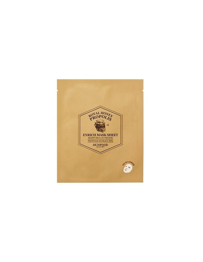 [Skin Food] Royal Honey Propolis Enrich Mask Sheet 22ml
