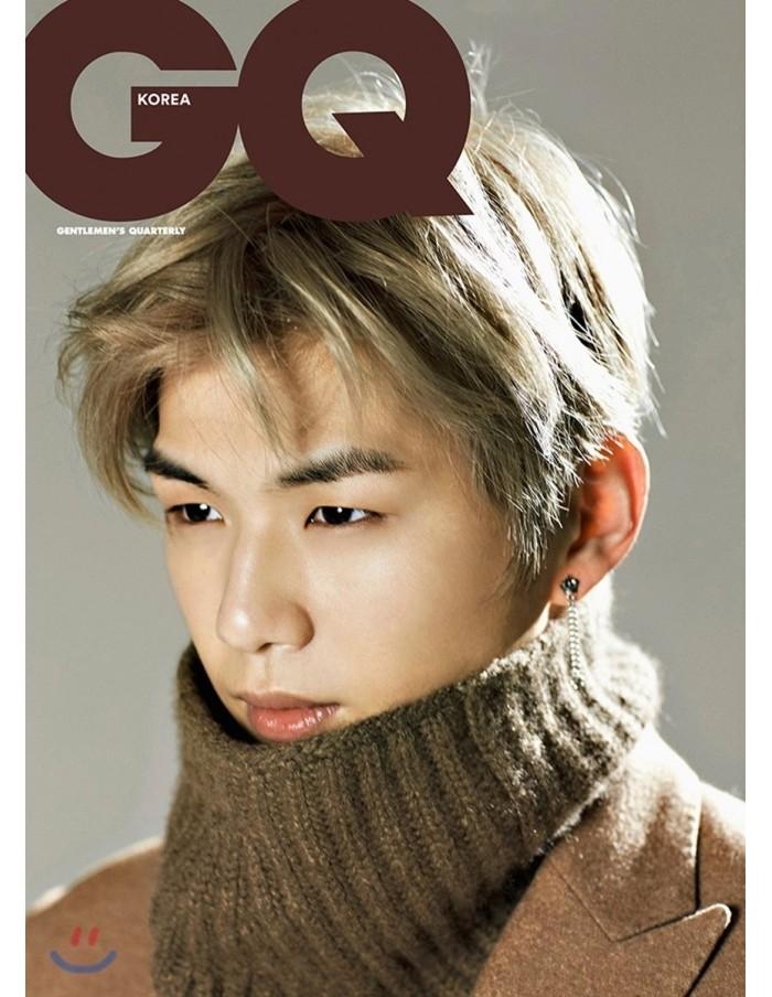 Magazine GQ Korea 2018-01 KANG DANIEL