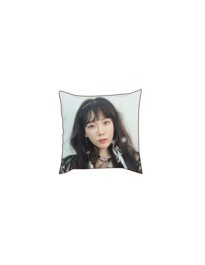 Cushion Cover : TAEYEON SNSD The Magic Of Christmas Time Goods