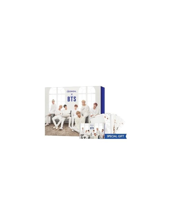 [ MEDI HEAL ] MEDIHEAL X BTS - Moisture Care Special SET