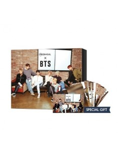 [ MEDI HEAL ] MEDIHEAL X BTS - Brightening & Revitalizing Care Special SET