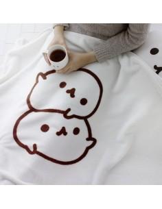 [MERRYBETWEEN] Character Blanket - Mozzi