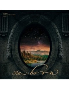 SOYOU 1st Solo Album - PART.1 [RE:BORN] CD +  Poster