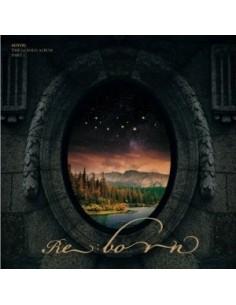 SOYOU 1st Solo Album - PART.1 [RE:BORN] CD +  Poster