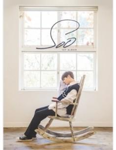 Soo 1st Album - Sweet Lie CD