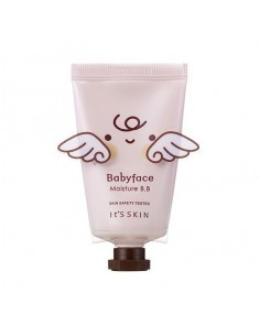 [ It's SKIN ] Babyface B.B Cream 35g (2Kinds) - 실키 1개 / 모이스처타입 0개