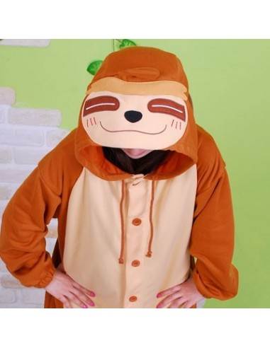 SHINEE Animal Pajamas - SLOTH