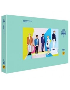 [DVD] SHINEE The 4th Concert Album - SHINEE WORLD IV DVD