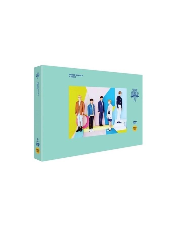 [DVD] SHINEE The 4th Concert Album - SHINEE WORLD IV DVD