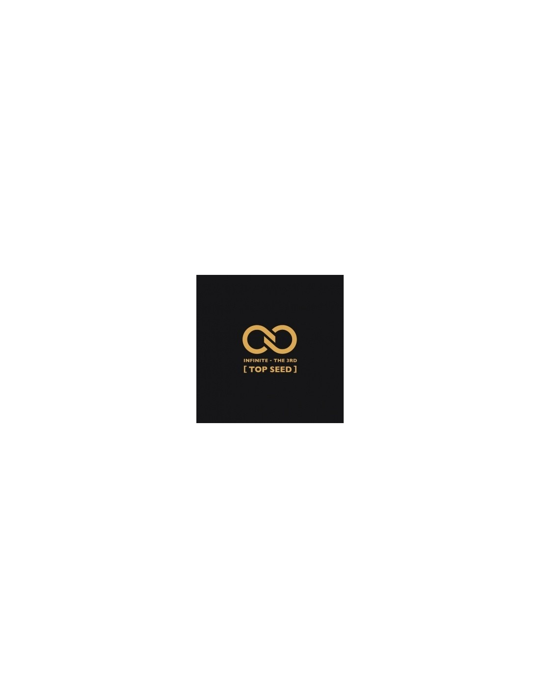 INFINITE the 3rd Album - TOP SEED CD + Poster