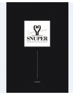SNUPER - SNUPER 2nd Anniversary Photobook