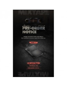 STRAY KIDS Debut Album - Mixtape CD + Poster