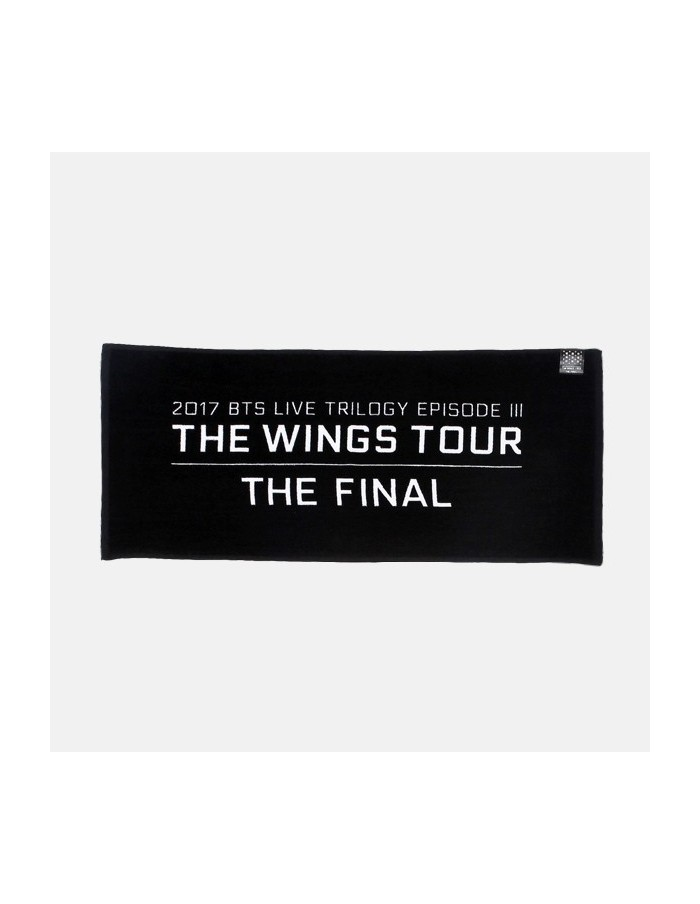 BTS 2017 THE WINGS TOUR THE FINAL - Towel