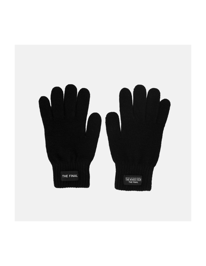 BTS 2017 THE WINGS TOUR THE FINAL Goods - Gloves