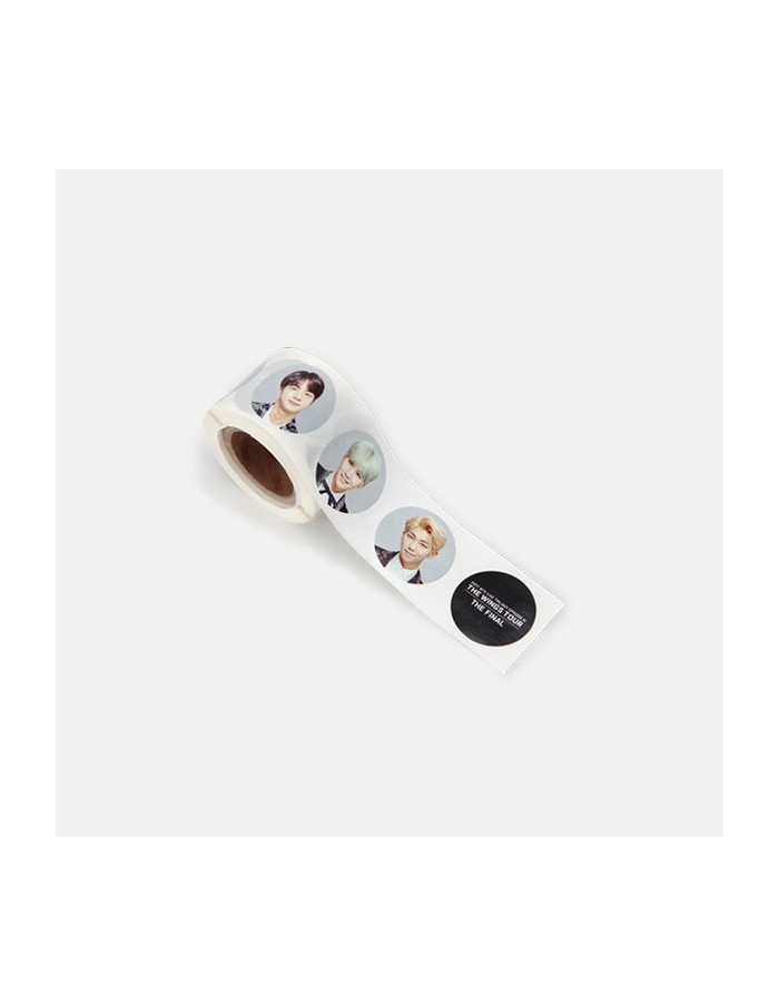BTS 2017 THE WINGS TOUR THE FINAL Goods - Roll Sticker