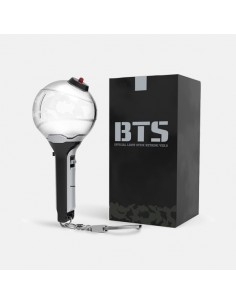 BTS OFFICIAL LIGHT STICK KEYRING Ver.2