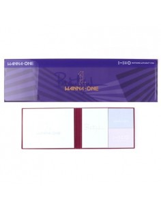 WANNA ONE Official Goods - Monitor Memoboard & Memo It