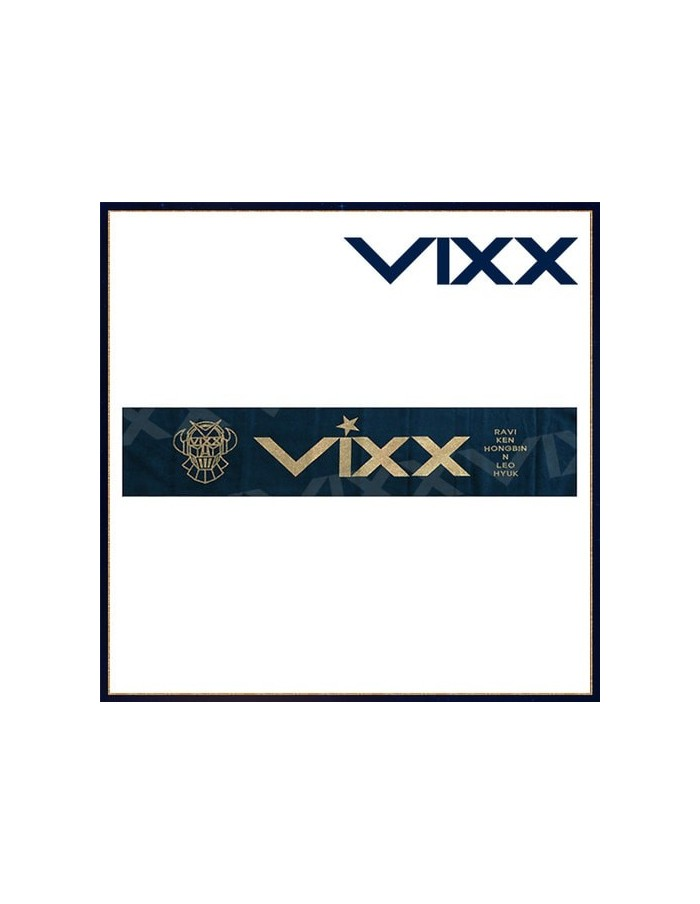 Vixx Official Slogan Towel Ver 1
