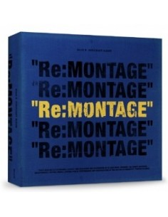 Block B 6th Mini Album -  RE : MONTAGE CD
