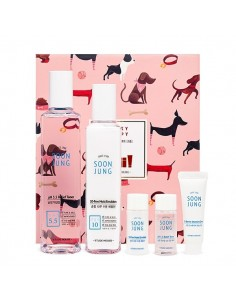 [ETUDE HOUSE] SoonJung Skin Care 2Set