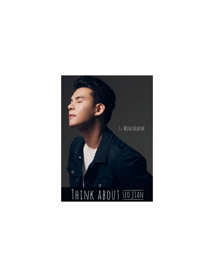 Seo Ji An 1st Mini Album -  Think about CD
