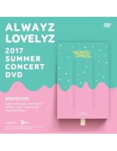 LOVELYZ 1st DVD - 2017 Summer Concert Alwayz DVD(3 DISC)