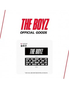 THE BOYZ OFFICIAL GOODS Slogan (Pre Order)