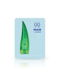 [Holika Holika] Aloe 99% Soothing Gel Jelly Mask Sheet