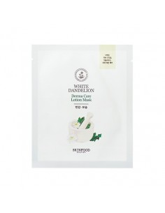 White Dandelion Derma Care Lotion Mask 23g