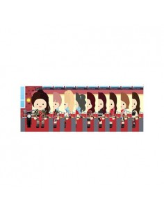 TWICE - Character Paper Toy (9Kinds)