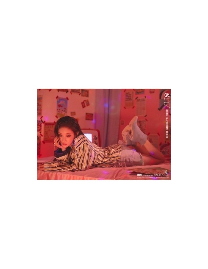 ChungHa - OFFSET 2nd Mini Album SET VER (Pre Order)