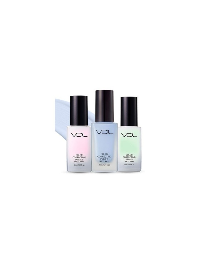 [VDL] Color Correcting Primer SPF32 PA++ 30ml (3Colors)