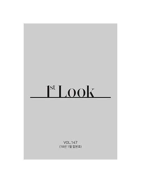 The First Look Vol.147 PARK WOO-JIN & PARK JI-HOON (WANNAONE)