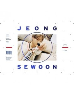 JEONG SEWOON 1st MinI Album Part.2 - AFTER CD + 2Posters (GLOW Version)