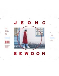 JEONG SEWOON 1st MinI Album Part.2 - AFTER CD + 2Posters (DAY Version)