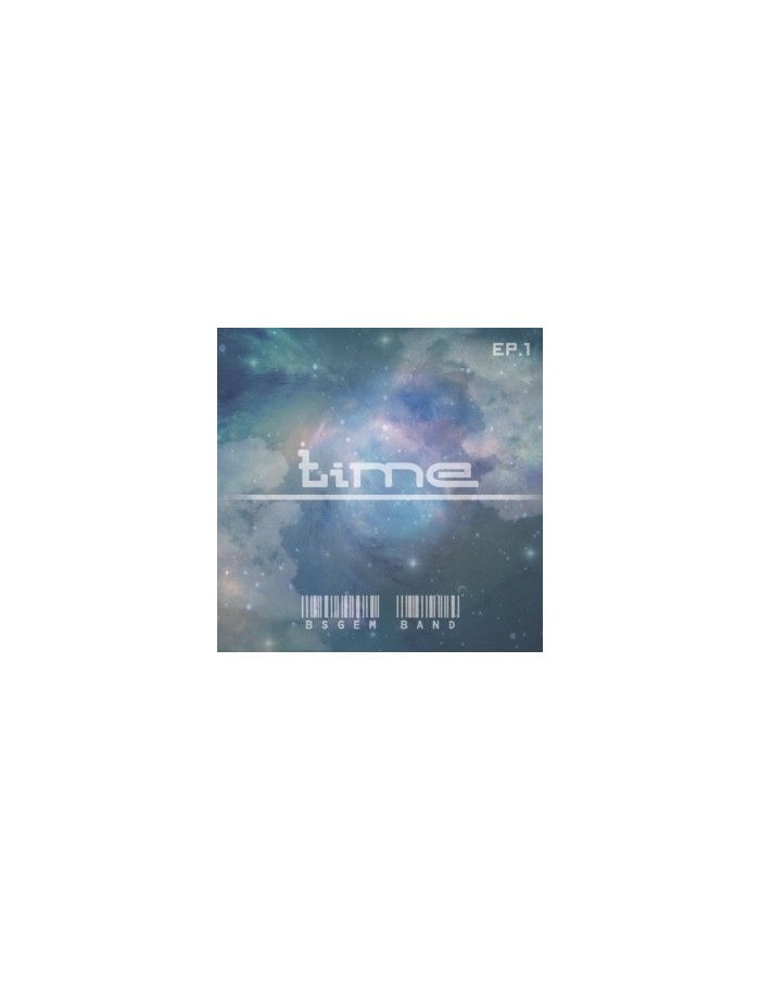 BSgem Band 1st EP Album - Time CD