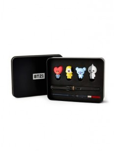 [BT21] LAMY X BT21 EDITION SET 1 - TATA, CHIMMY, KOYA, VAN