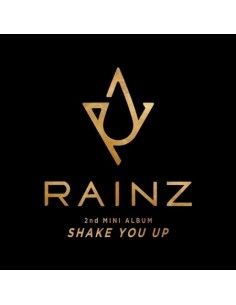 RAINZ 2nd Mini Album - SHAKE YOU UP + Poster (Pre Order)