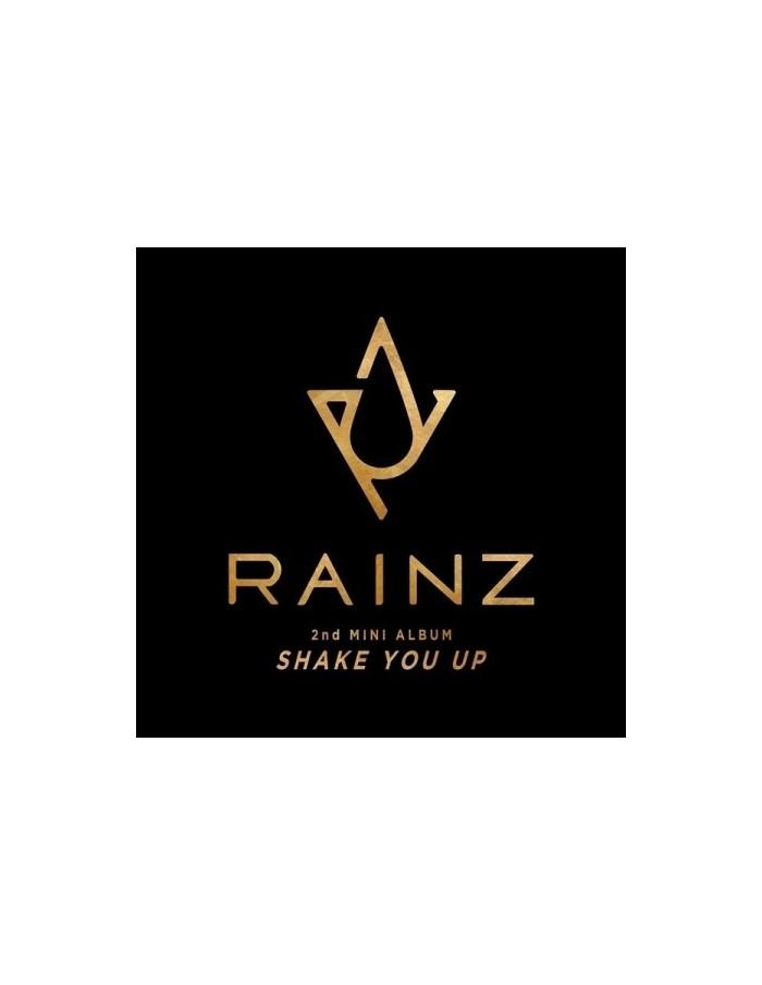 RAINZ 2nd Mini Album - SHAKE YOU UP + Poster (Pre Order)