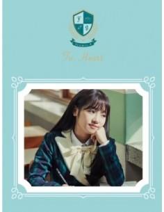Fromis9 1st Mini album - Heart CD (Green VER)