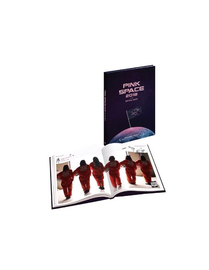 """Concert Behind Photobook - Apink 2018 Concert """"PINK SPACE"""" Goods"""