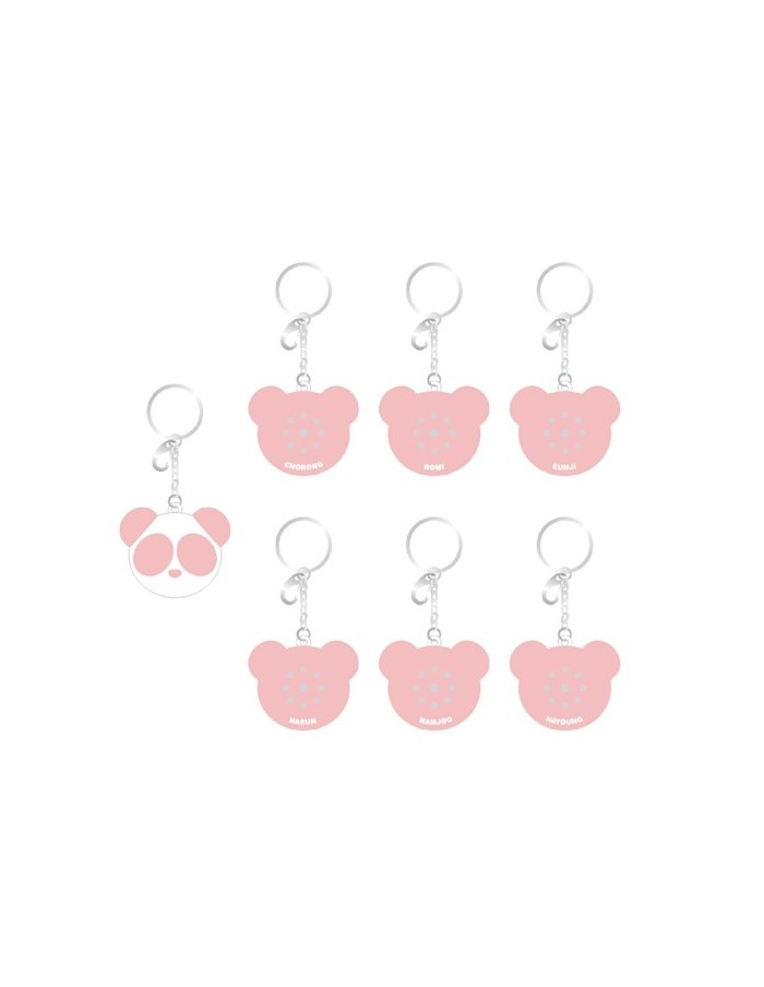 Apink Voice Keyring - Pink Space 2018 Concert Goods