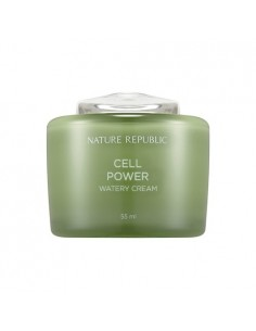 [ Nature Republic ] Cell Power Watery Cream 55ml