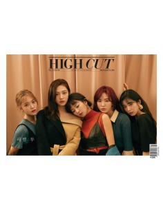 Bi-Weekly Newspaper HIGH CUT Vol 214 Red Velvet (B Ver)