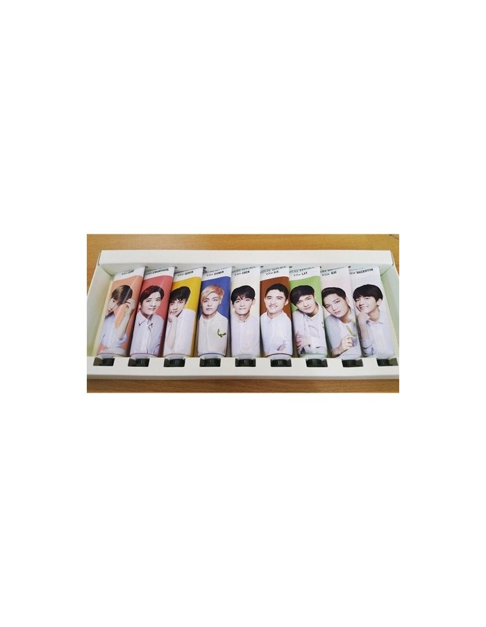 [ Nature Republic ] Official EXO Hand & Nature Hand Cream