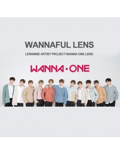 [ Lens Nine ] Wanna one Lens - Wannaful